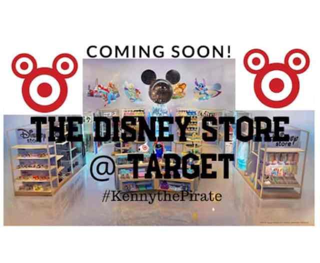 Disney Stores at Target - TOP SECRET INFO!