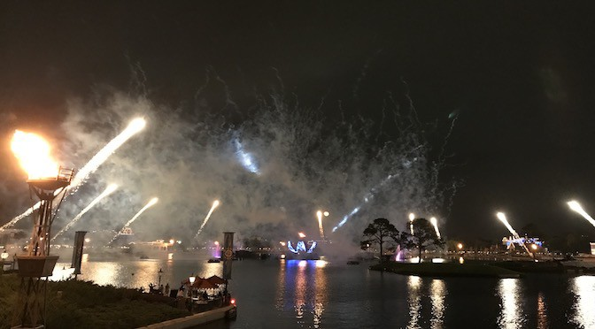 New Merchandise Released for Epcot's Illuminations Final Farewell!
