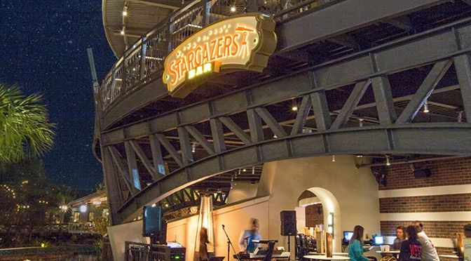 Stargazers Bar at Disney Springs is now offering weekly Karaoke Night