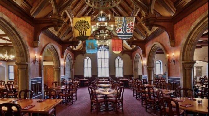 Four Reasons You'll Love Epcot's Akershus Royal Banquet Hall Princess Dining