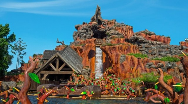 Breaking_ Splash Mountain Closing for Refurbishment