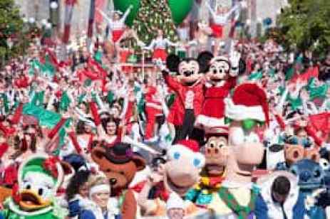 Disney Christmas Parade Taping 2019.Disney Parks Magical Christmas Day Parade Taping Dates