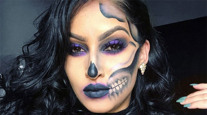 Free Halloween Makeover with a purchase at Sephora Disney Springs