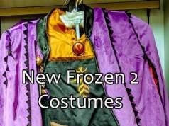 Frozen 2 Costumes receive a warm welcome in Walt Disney World