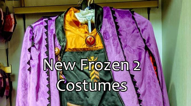 Frozen 2 costumes receive a warm welcome to Walt Disney World