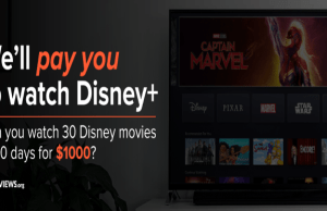 The Disney+ Dream Job Contest will Pay You to Watch Disney+