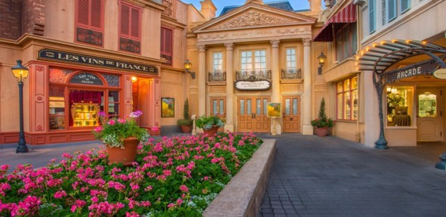 Impressions de France Closing for Refurbishment
