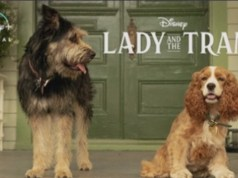 Shelter Dog Stars in Disney's 'Lady and the Tramp'
