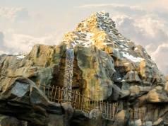 Refurbishment: Matterhorn Bobsleds