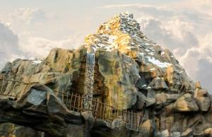 Refurbishment: Matterhorn Bobsleds