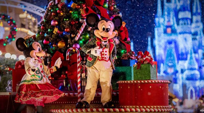 More Ultimate Disney Christmas Packages Available!