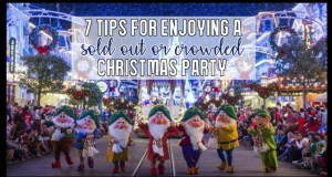 7 Tips for Enjoying a Sold Out or Crowded Christmas Party