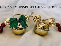 DIYsney: How to Make Mickey Inspired Jingle Bells