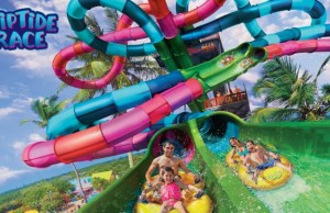 Aquatica to Add Dueling Race Slide in 2020