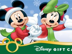 Discount on Disney Gift Cards