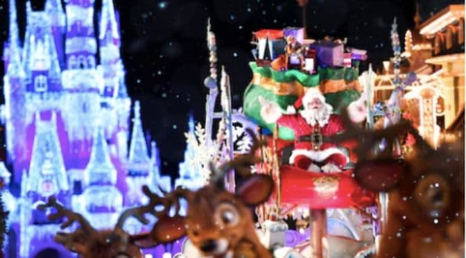 A Third Mickey's Very Merry Christmas Party is Sold Out!