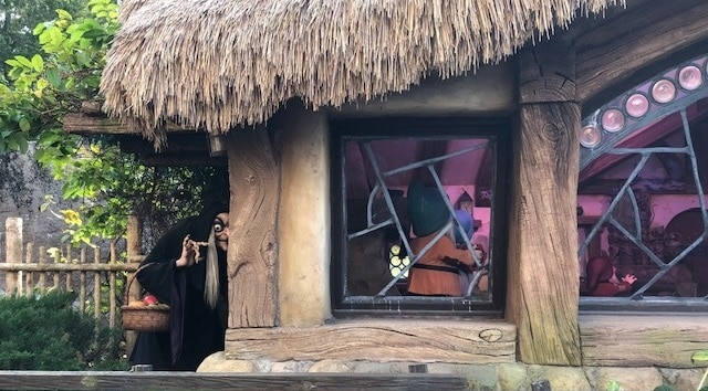 Is It Scary? An Analysis of Magic Kingdom's Fantasyland Attractions