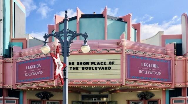 Legends of Hollywood storefront