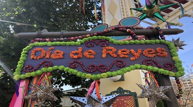 Today Marks the Last Day of the Holiday Celebrations at Disneyland with Three Kings Day