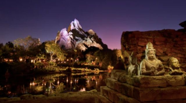Is it Scary? A Look at Animal Kingdom's Attractions