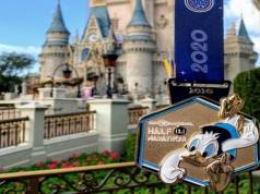 Running the Walt Disney World Marathon Weekend Half Marathon