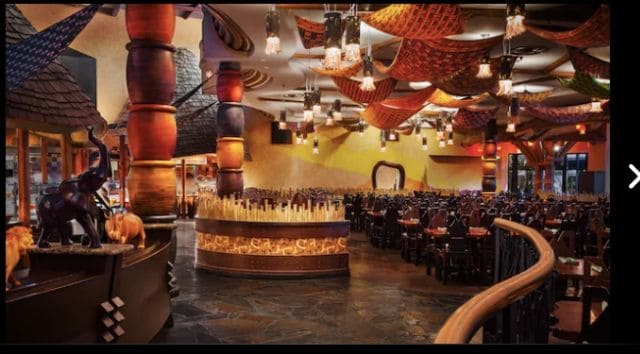 Review: Boma Flavors of Africa Breakfast