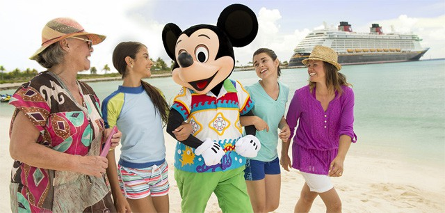 Southwest Sweepstakes: Enter for a Chance to Win a Disney Cruise Vacation