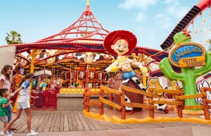 Refurbishment: Jessie's Critter Carousel