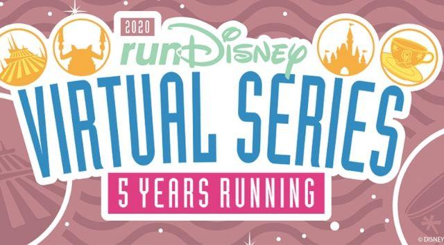 runDisney Virtual Series Themes Announced