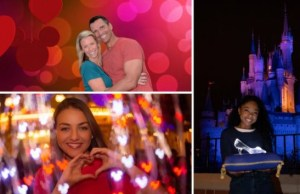 Valentine's Day PhotoPass Opportunities at Walt Disney World Resort