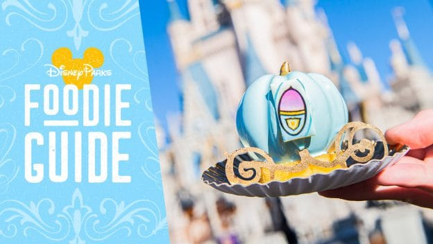 A Foodie Guide to the Cinderella-Themed Treats Coming to Disney Parks