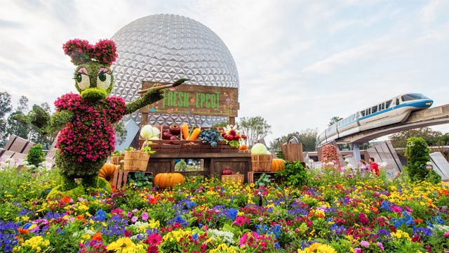 Complete Guide to Epcot International Flower and Garden Festival 2020