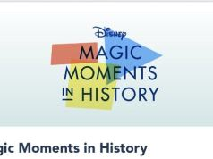 My Disney Experience Introduces Magic Moments in Disney History