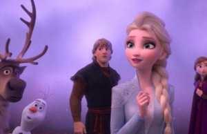 New Frozen 2 Avatars Hit Disney+