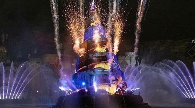 Tokyo Disney Sea Fantasmic Farewell