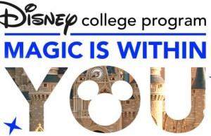 Update on Status of Disney College Program and Cultural Representative Program
