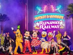 Mickey and Minnie's Runaway Railway Song Now Available