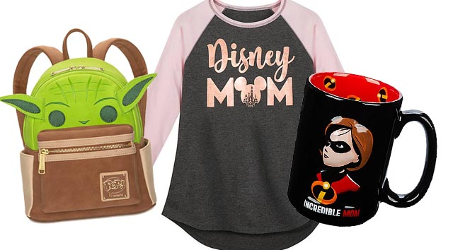 10 Mother's Day Gift Ideas for Disney Loving Moms