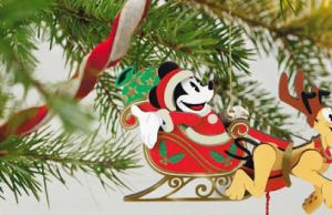 The Best of Hallmark's 2020 Disney Ornaments