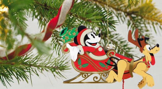 The Best of Hallmark's 2020 Disney Ornaments