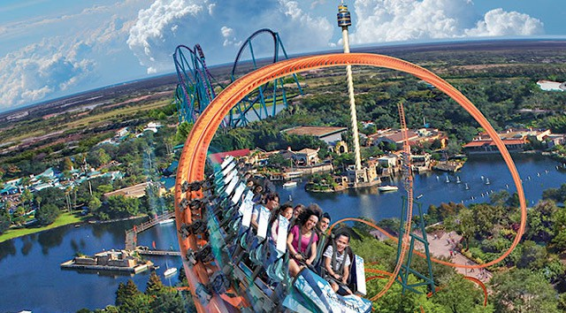 News: Seaworld Orlando Offering Free Upgrade to Passholders
