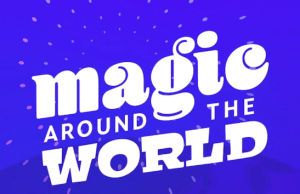 "New: Learn How to Enjoy ""Magic Around the World"" from Disney Parks"