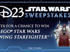 D23 Star Wars Sweepstakes: Win an out-of-this-galaxy Prize!