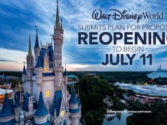 Disney World Shares Additional Information Regarding Opening Dates for Resorts and Advanced Reservations for Theme Park Entry