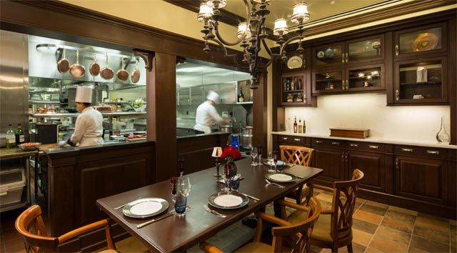 Chef's Table at Victoria and Albert's Will See a Huge Price Increase