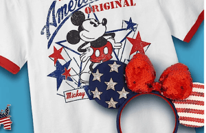 New Americana Merchandise on shopDisney!