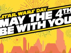 """May the 4th Be With You"" FREE Fun and GREAT Merchandise"