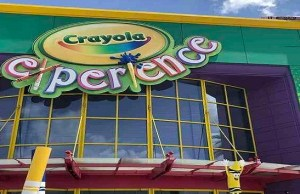 Crayola Experience Announces Reopening