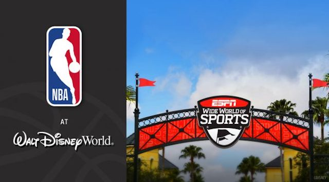 NBA Finalized Season at Walt Disney World Despite Players Testing Positive for COVID-19