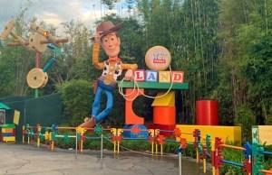 New Dates Reach Park Pass Capacity For Disney's Hollywood Studios